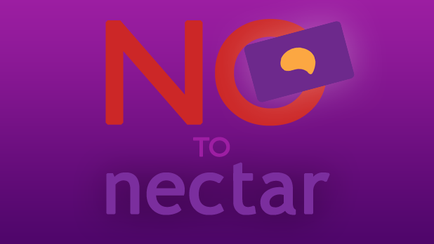 No to Nectar