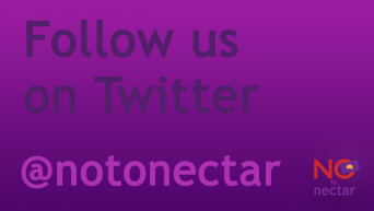 Follow us on Twitter @NoToNectar